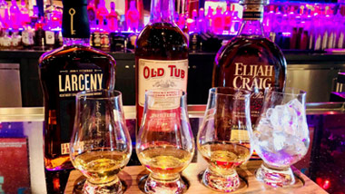 flight of bourbons