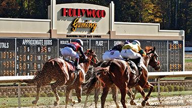 Live Horse Racing | Hollywood Gaming at Mahoning Valley Race