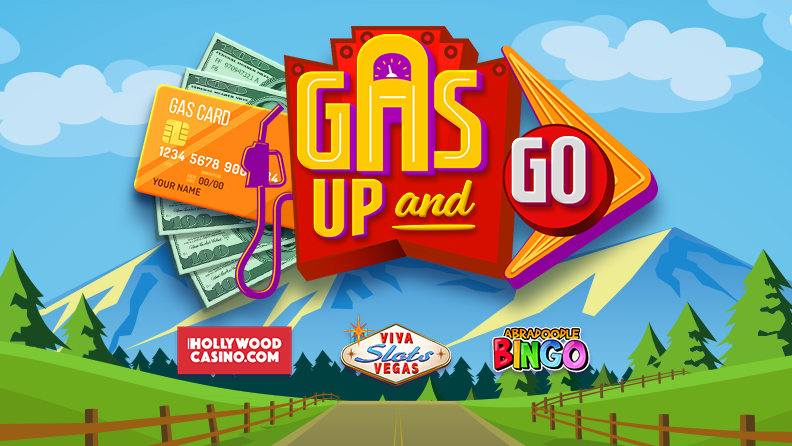 Gas Up and Go Giveaway logo